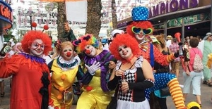 Benidorm British Fancy Dress Party 2020