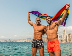 "Benidorm Pride: City Seeks ""Pride"" Tourists"